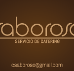 Saboroso Business Cards