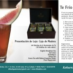 Dilmah Tea Flyer